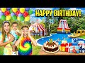 FERRAN'S 11th BIRTHDAY PARTY SURPRISE!! 🎂🎁 | The Royalty Family