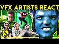 VFX Artists React to Bad & Great CGi 6