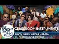 "Jimmy Fallon, Camila Cabello and The Roots Sing ""Havana"" (Classroom Instruments)"