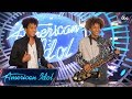 Twins Audition for American Idol With Bruno Mars Hit - American Idol 2018 on ABC