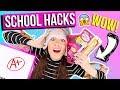 15 SAVAGE BACK 2 SCHOOL WEIRD HACKS 2017 U NEED NOW !! RELATABLE! +GIVEAWAY !! SIMPLYNAILOGICAL