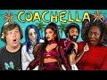 Adults React To Coachella 2019 (Billie Eilish, BLACKPINK, Ariana Grande)