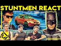Stuntmen React To Bad & Great Hollywood Stunts 5