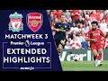 Liverpool v. Arsenal | PREMIER LEAGUE HIGHLIGHTS | 8/24/19 | NBC Sports
