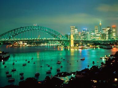 Sydney Harbor (Australia)