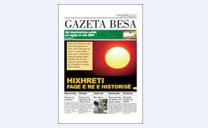 Go to watch Gazeta Besa