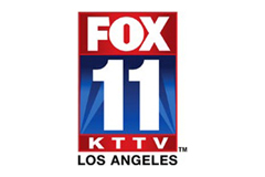 KTTV [FOX11 Los Angeles, CA] Newstream (USA)