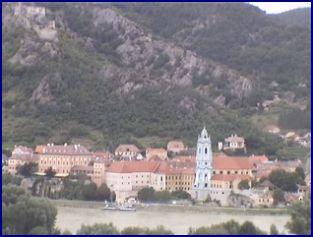 Rossatz Cam (Austria)