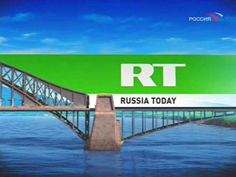Russia Today (Russian Federation); Free TV from all over the world