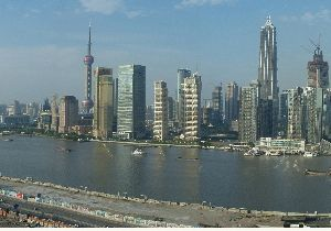 Shanghai Huang Pu River Cam (China)