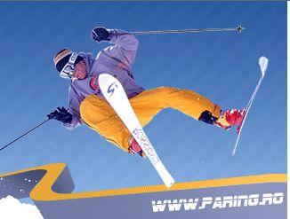Ski Cam Paring (Romania)