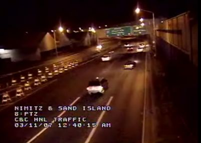 Honolulu Traffic Cams (USA)