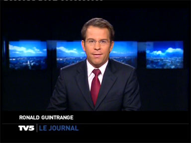 TV 5 Monde - Le journal de 17h (France)