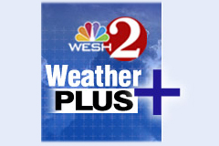 WESH [NBC2 Orlando, FL] WeatherPlus (USA)
