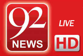 Go to watch 92 News HD